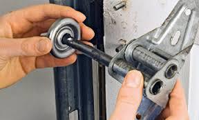 Garage Door Tracks Repair Harrison